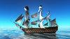 映像CG パイレーツ Pirate ship120516-008