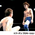 "BATI-BATI 43 ②フジタ""Jr""ハヤト vs NARITA"