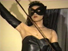 Phantom leather fetish video mistress