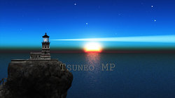 映像CG 灯台 Lighthouse120507-007