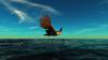 映像CG 鷲イーグル Eagle120308-002