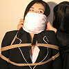 Yuki Mizuhara - Secretary Bound and Gagged in Confinement - Chapter 1