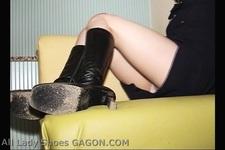 Leg Shoes Scene024