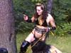 令嬢의 노예 사냥