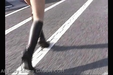 Leg Shoes Scene021
