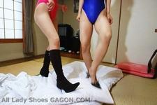 Leg Shoes Scene040
