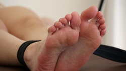 [mp4] foot tickling in _ 2 - full leg back fetish eye Edition -