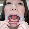 [Tooth fetish] loli! daughter Konishi Maria rie's the look in your mouth!