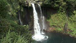 Shizuoka Prefecture, Fujinomiya-Shi shibakawa mainstream and sound falls-1