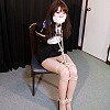 Photoset[#2166] Working Women in Trouble - New Recruit in Distress