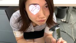 [Personal shooting] Dispatch clerk Vero measurement Minami