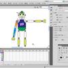 誰でもわかる Adobe Flash Professional CS5.5 チュートリアル動画講座