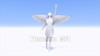 영상 CG 천사 Angel