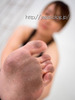 Dirty soles and dirty feet, Saori-
