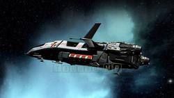 CG  Spaceship120301-005