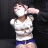 Ako Higurashi - Bound and Humiliated for the First Time - Full Movie