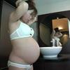 【ママドール】妊婦フェチ #132