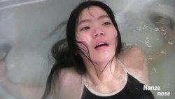 あおいバスタブ水中シーン21